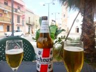 Beer,trekking,portoscuso,Sardinia