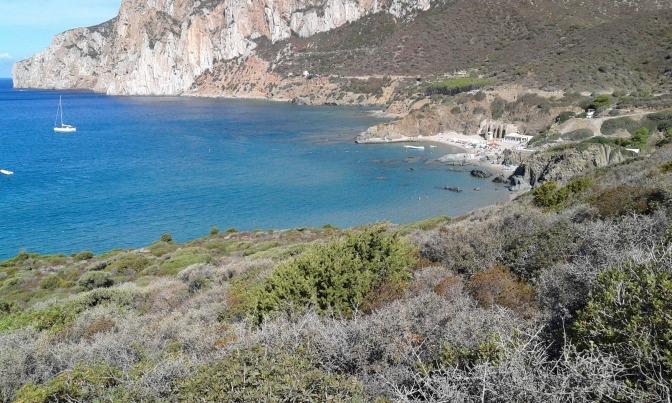 Masua,beach,Nebida,Sardinia