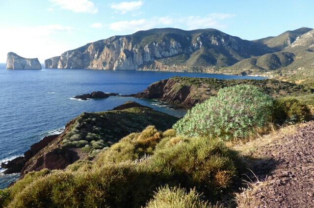 Trekking,Nebida,walking,miners,Sardinia