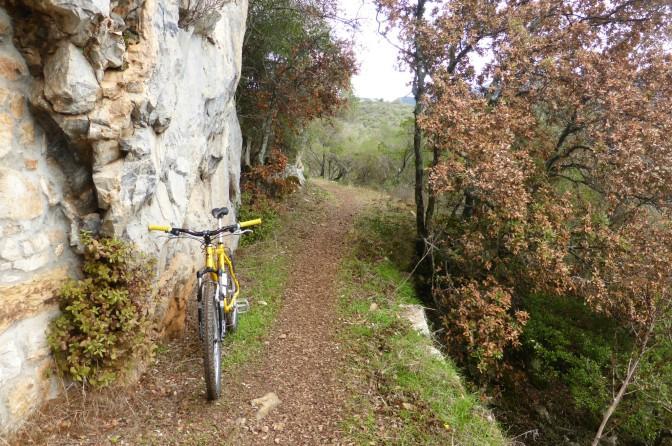 Trails. Trekking, mountain, biking, Sardinia, Iglesias