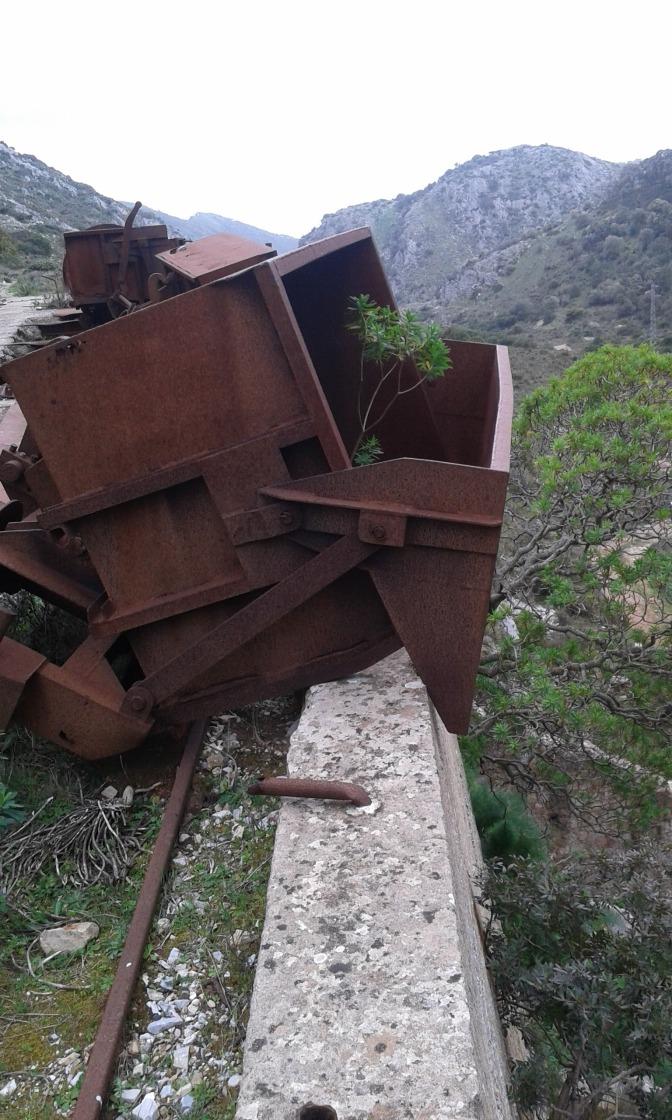 San Benedetto, Iglesias, Sardegna, mines