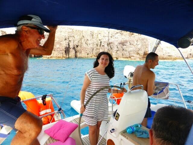 Sailing,boat,portoscuso,Sardinia,barca vela,