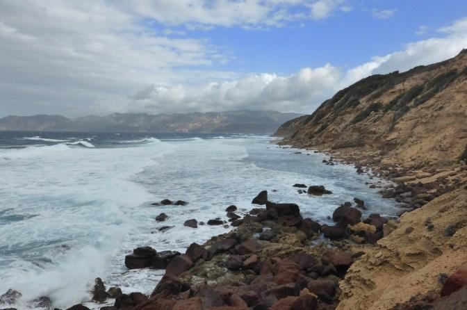 Sardegna, coast, thinking place, trekking, trails, peace