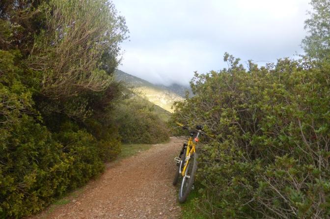 Mountain biking, Sardegna