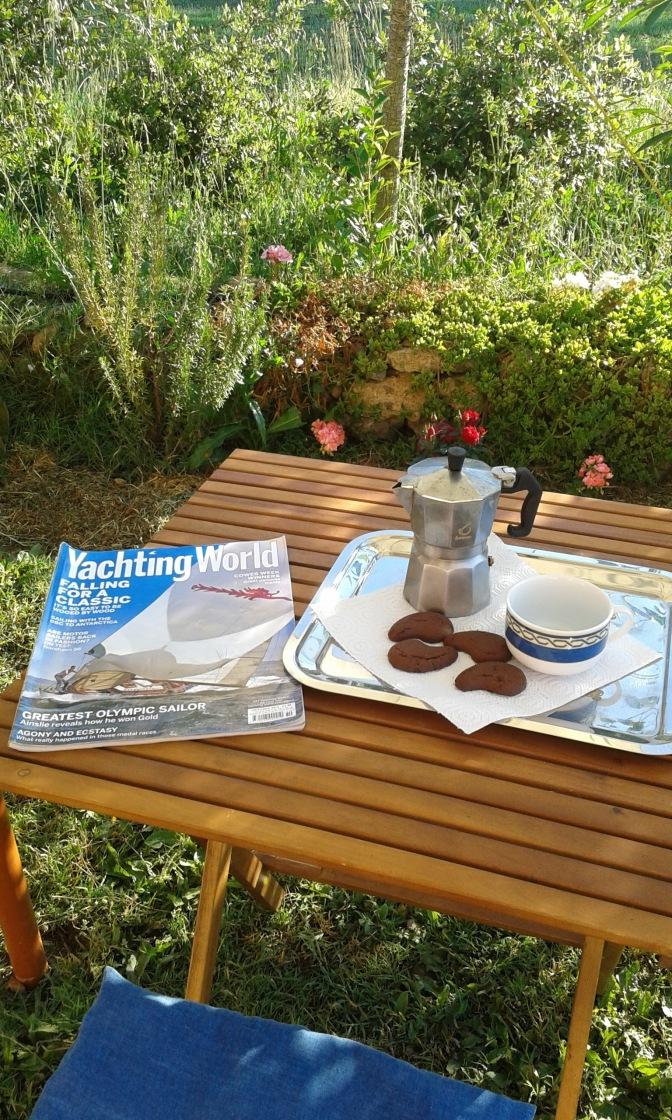 Climate change, Sardegna, holiday, breakfast, yachting world, weather