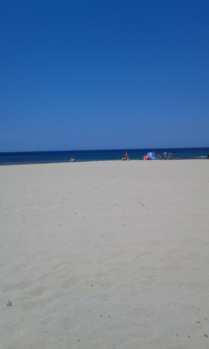 Fontanamare, Sardegna, beaches, travel