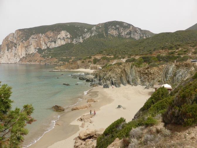 Masua, beach, sardinia