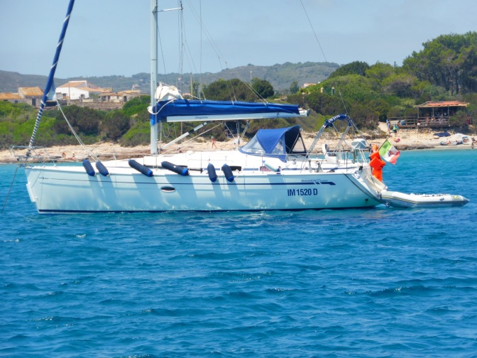 Sailing, boat, excursion, Sardegna, holiday