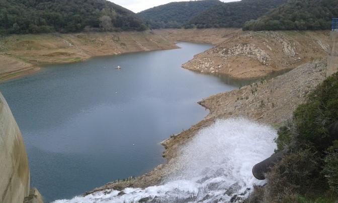Mountain bike, Sardegna, lake, diga, travel
