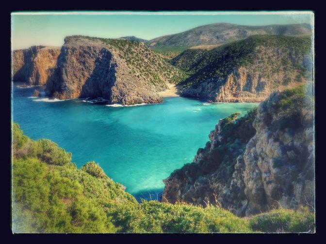 Cala Domestica, beach, Sardegna, travel