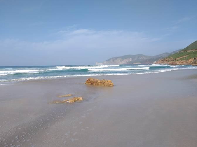 Fontanamare, beach, sardegna