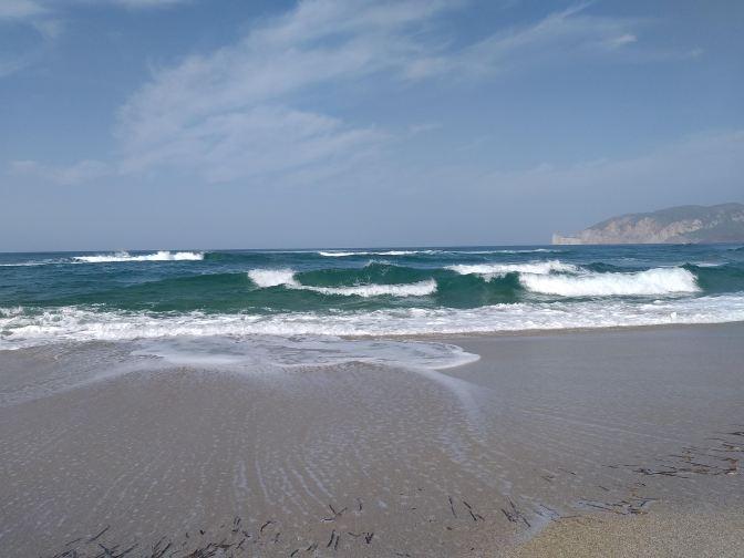Fontanamare, beach, Sardegna.