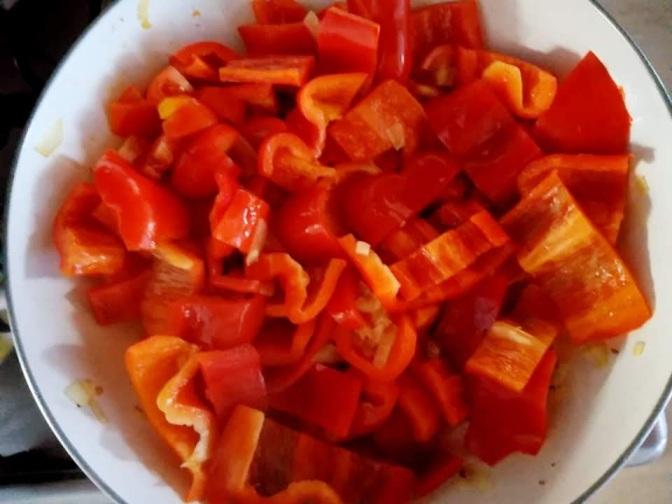 Mediterranean,food,peppers