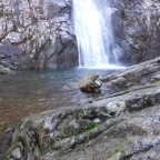 Nature made this day so special at the Cascata Piscina Irgas.