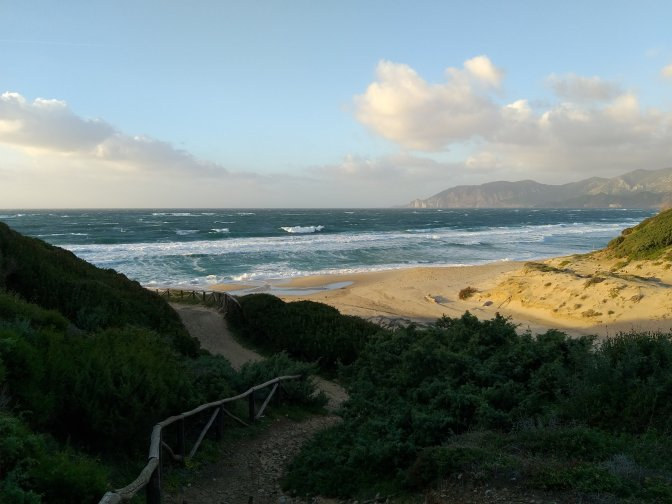 Porto paglia,beach,sardegna