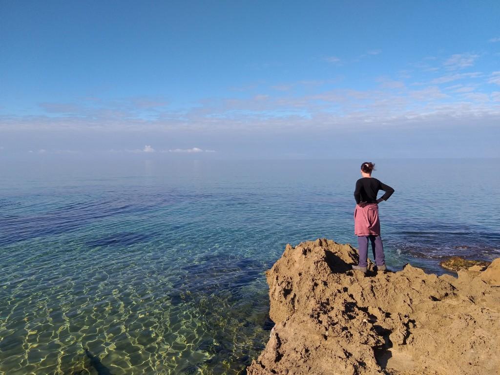 Scivu, beaches, Sardinia
