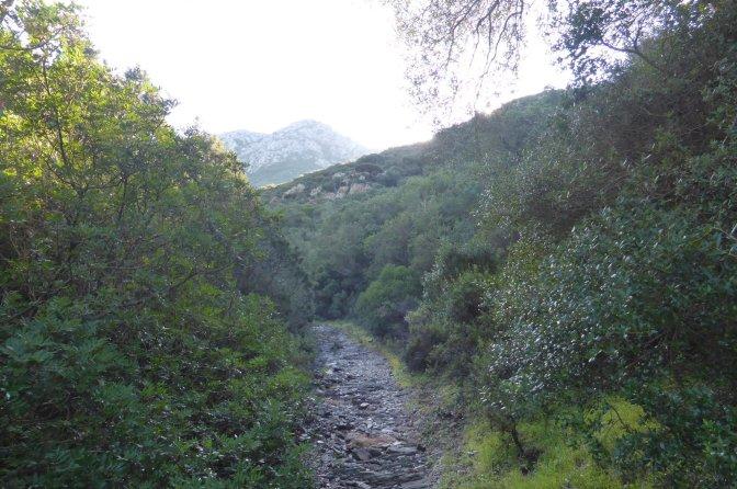trekking,solo,sardegna