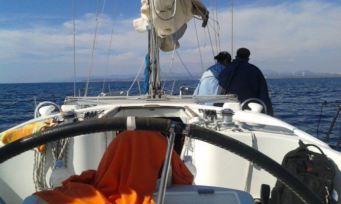 Sailing, boat, excursion, Portoscuso, Sardegna