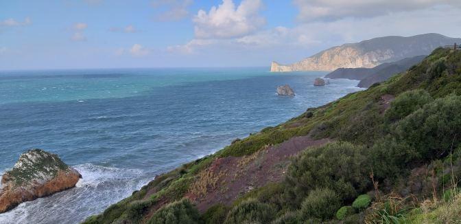 Sardinia,nebida,coast,