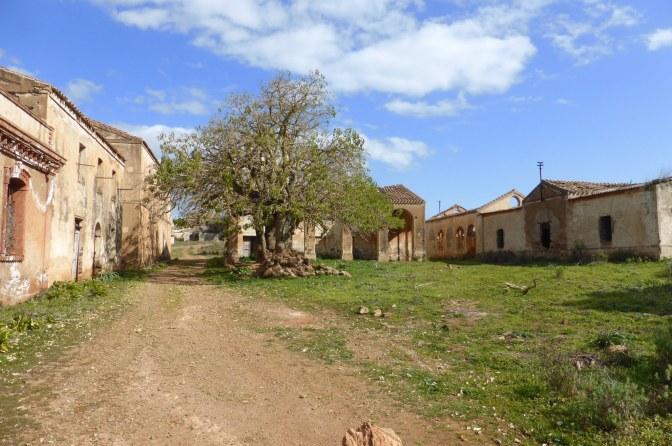 Ghost, village, Asproni