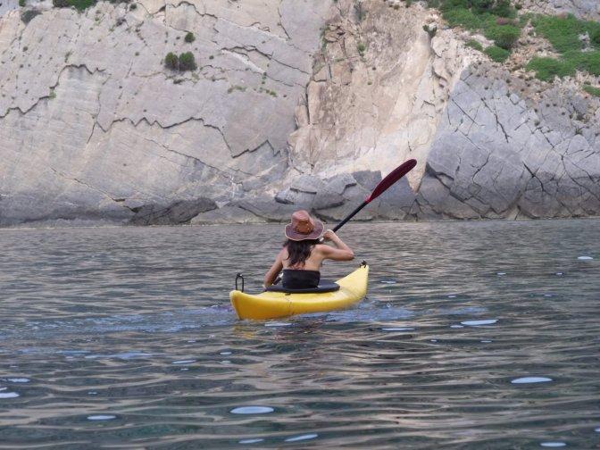 Canoe,masua,portoflavia,sant'antioco,iglesias