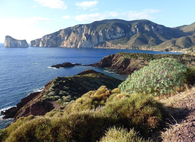 Nebida, Sardegna, southwest