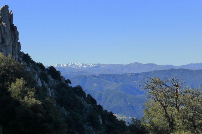 Trekking, mountain, Nuoro, Sardegna