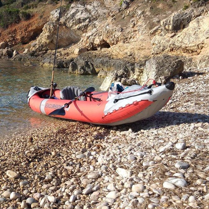 Sardegna, holiday, canoe, adventure