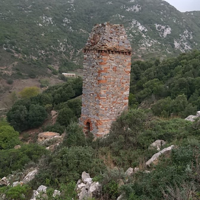 Mining, village, Sardegna