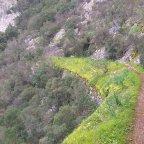 The trekking season just goes on in Sardinia.