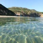 A #beach a day. Porto paglia, South Sardegna.